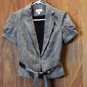 ANN TAYLOR LOFT Capri Pant Suit